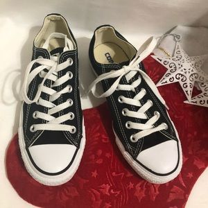 Converse All Star black and white size 6.5